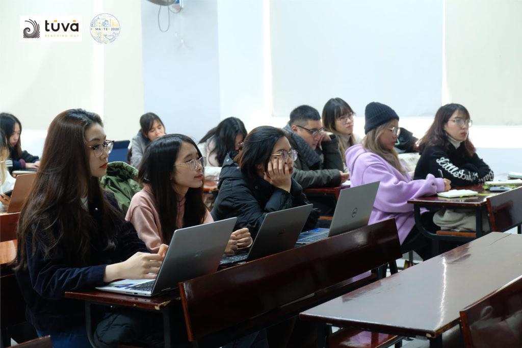 Buổi training cho TOP 4 đội thi chương trình Cuộc thi Nhà truyền thông tài ba - IC Master 2020